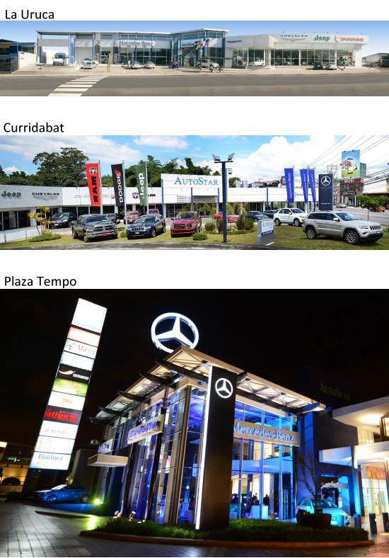 Mercedes Benz Plaza Tempo